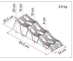wer hat erfahrung mit fiamma level up maxi. Black Bedroom Furniture Sets. Home Design Ideas