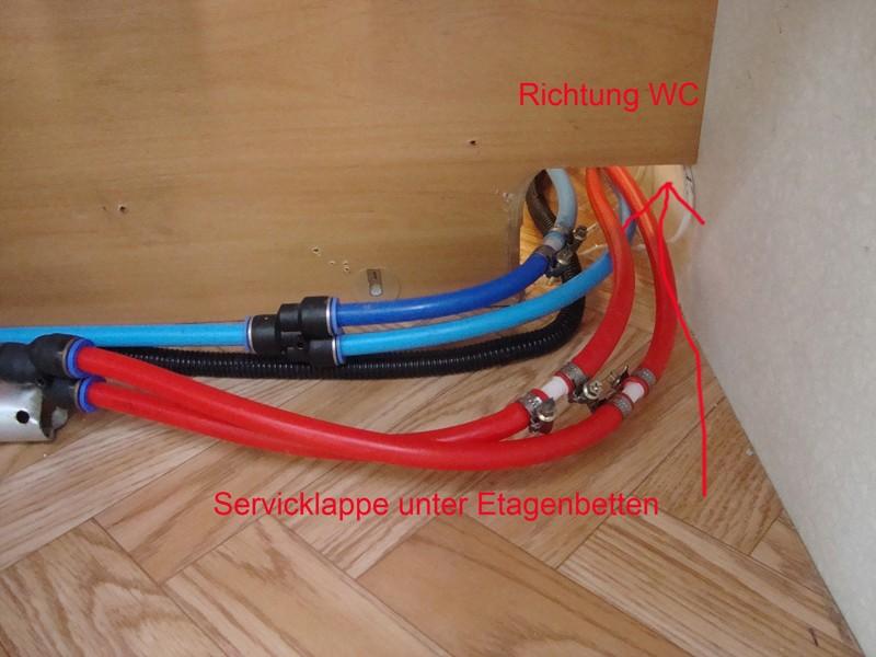 Kühlschrank Wasserleitung : Wasserleitung für kühlschrank verlegen: wasserleitung im garten