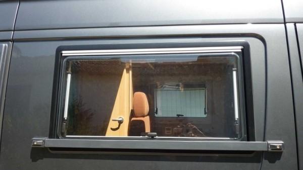 Sicherheitsmassnahmen gegen einbruch am kastenwagen for Fenster wohnmobil