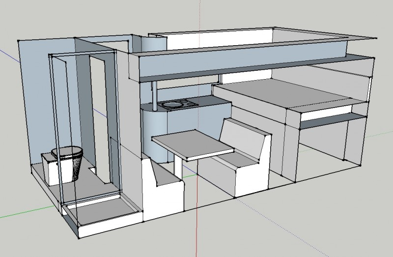 umbau man l2000 koffer fragen und vorstellung. Black Bedroom Furniture Sets. Home Design Ideas