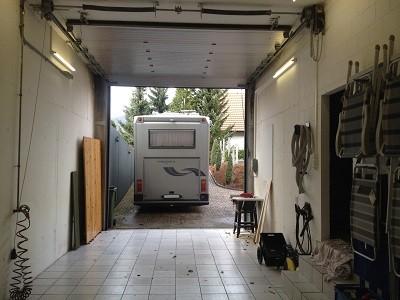 wo parkt ihr euer womo zu hause wohnmobil forum seite 2. Black Bedroom Furniture Sets. Home Design Ideas