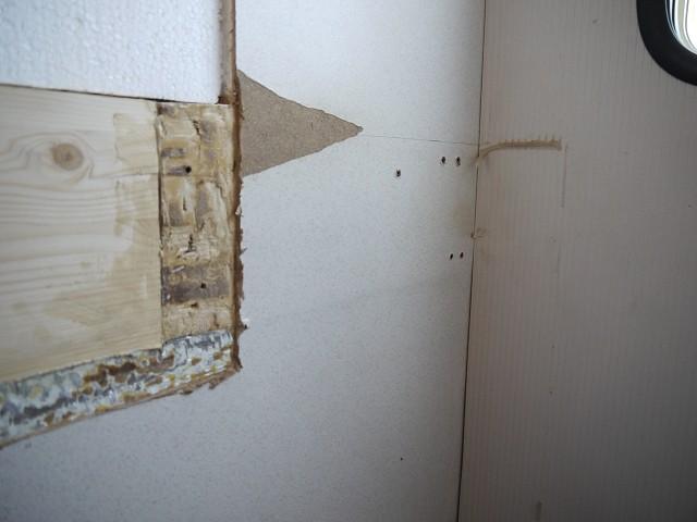 wasserschaden holzlatten gequollen abern noch gut was tun wohnmobil forum seite 1. Black Bedroom Furniture Sets. Home Design Ideas