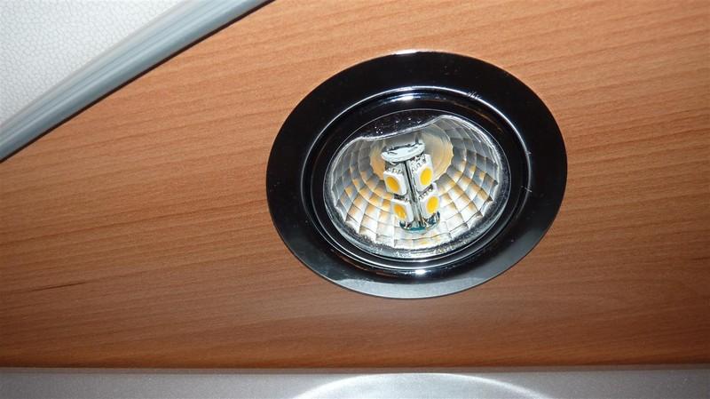 LED Lampen verschmort Wohnmobil Forum Seite 1