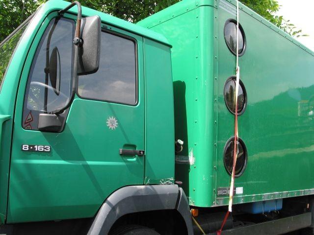 Wohnmobil Dusche Ausbauen : Umbau MAN L2000 Koffer – Fragen und Vorstellung – Wohnmobil Forum
