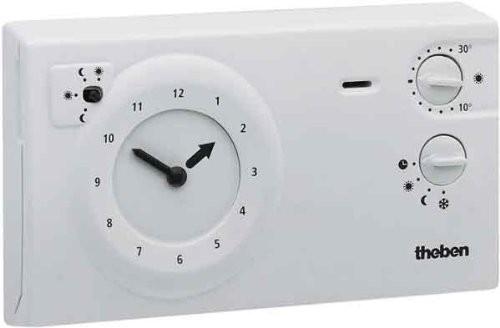 raumthermostat mit schaltuhr klimaanlage und heizung zu. Black Bedroom Furniture Sets. Home Design Ideas