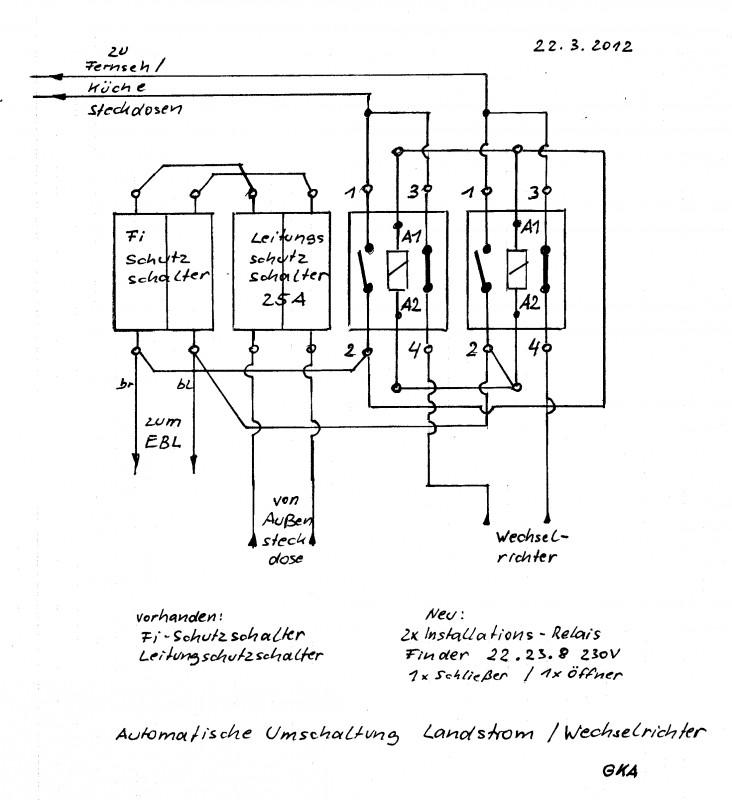 Tolle Automatische Schaltpläne Galerie - Elektrische Schaltplan ...