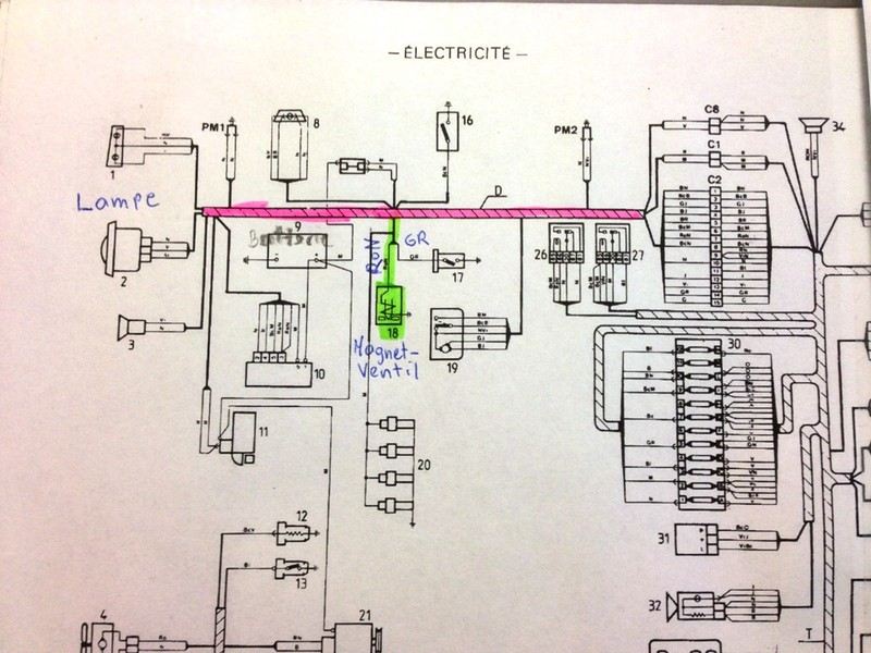 Wunderbar Fiat Ducato Schaltplan Ideen - Elektrische Schaltplan ...