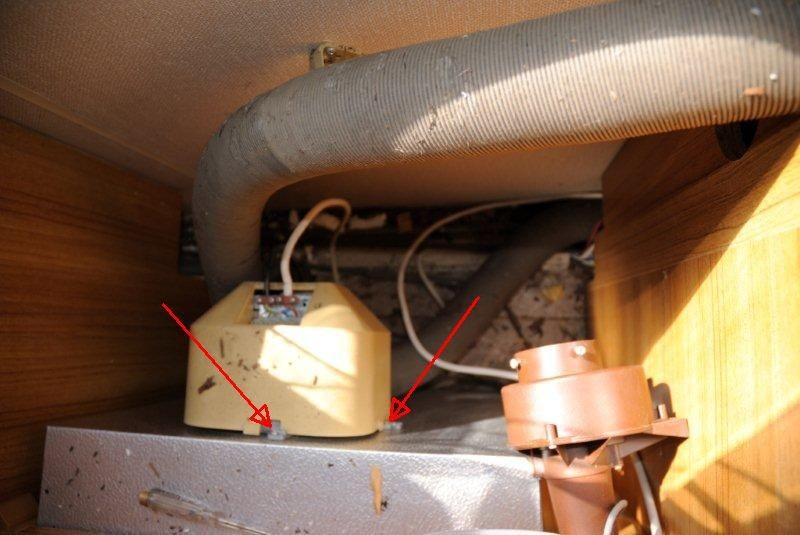 Wohnmobil Dusche Ausbauen : So l??t sich der Gebl?semotor bequem auf der Werkbank reinigen