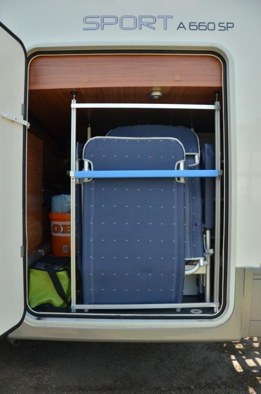 idea regalsystem vario camp tower f r adria a660sp. Black Bedroom Furniture Sets. Home Design Ideas