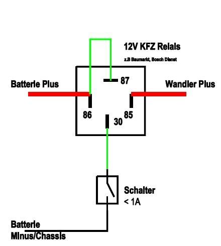 Nett Wechselrichter 12 Volt Schaltplan Ideen - Elektrische ...