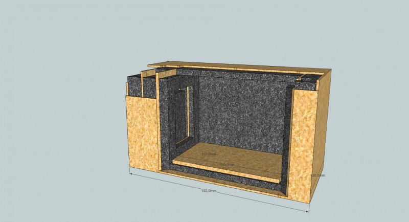 Super Transport- und Schallschutzbox für Kipor IG 1000 bauen - Wohnmobil &RU_97