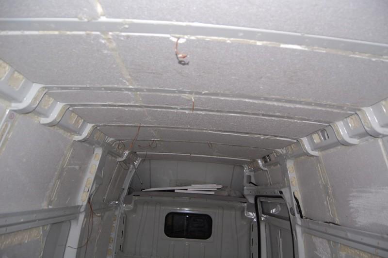 Wohnmobil Fußboden Dämmen ~ Dämmung isolierung selbstausbau ducato kastenwagen wohnmobil