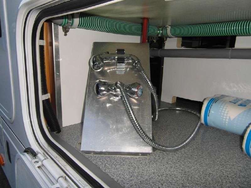 Duscharmatur Montieren : eine duscharmatur aus dem hausbereich montieren die teile f?r die
