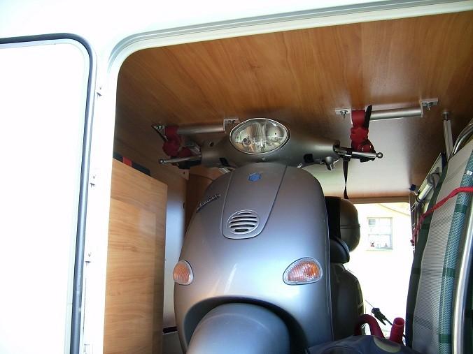 Roller in der heckgarage - Wohnmobil Forum Seite 3
