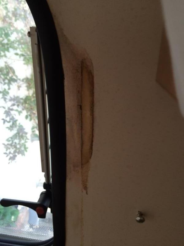 Seitenfenster undicht - Wohnmobil Forum Seite 1