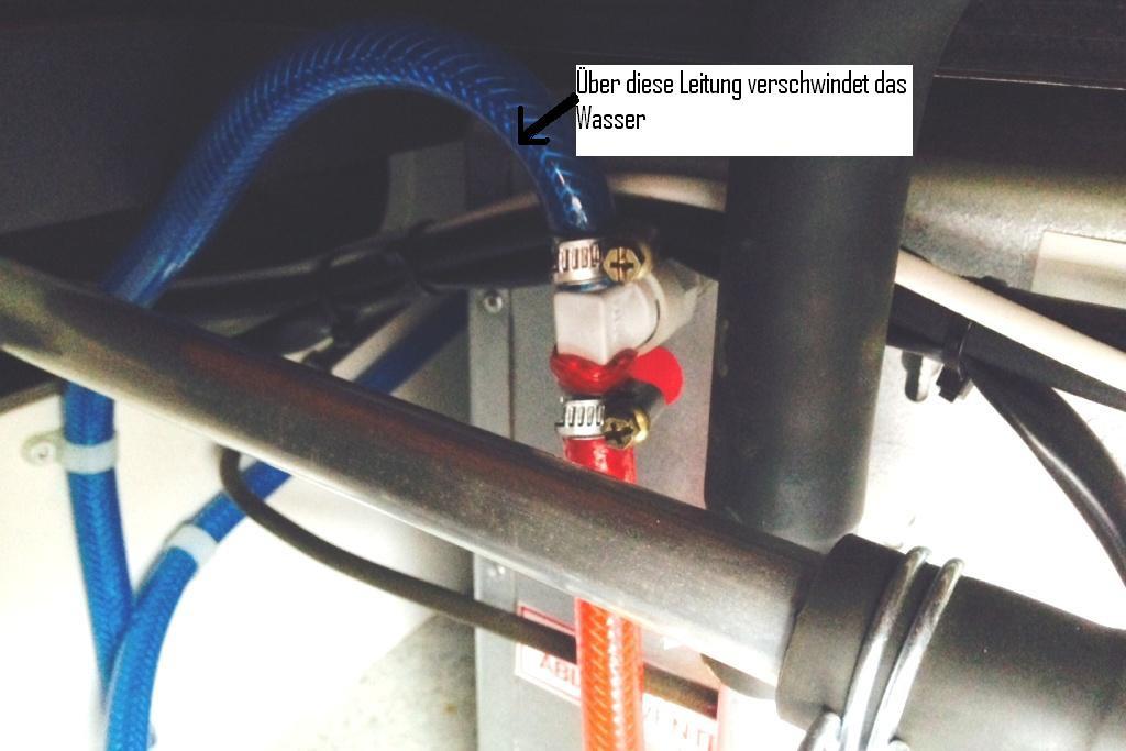 Puppenstuben & -häuser Boiler mit Wasseranschluss für Puppenstube