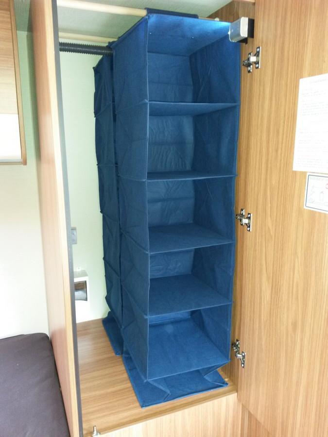 Schrank Zum Aufhängen einteilung für kleiderschrank - wohnmobil forum seite 1