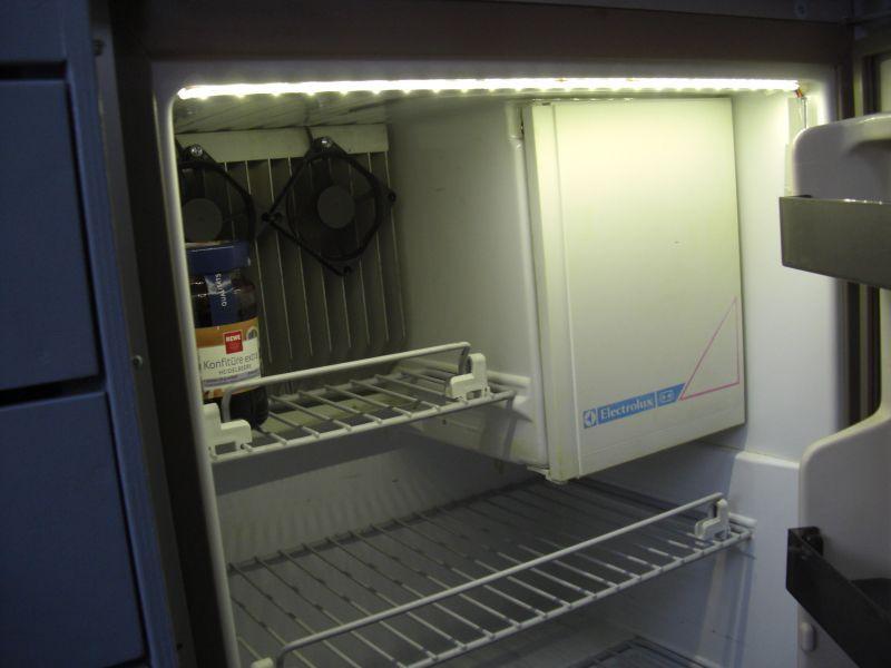 Kühlschrank Beleuchtung : Kühlschrank innen beleuchtet wohnmobil forum seite