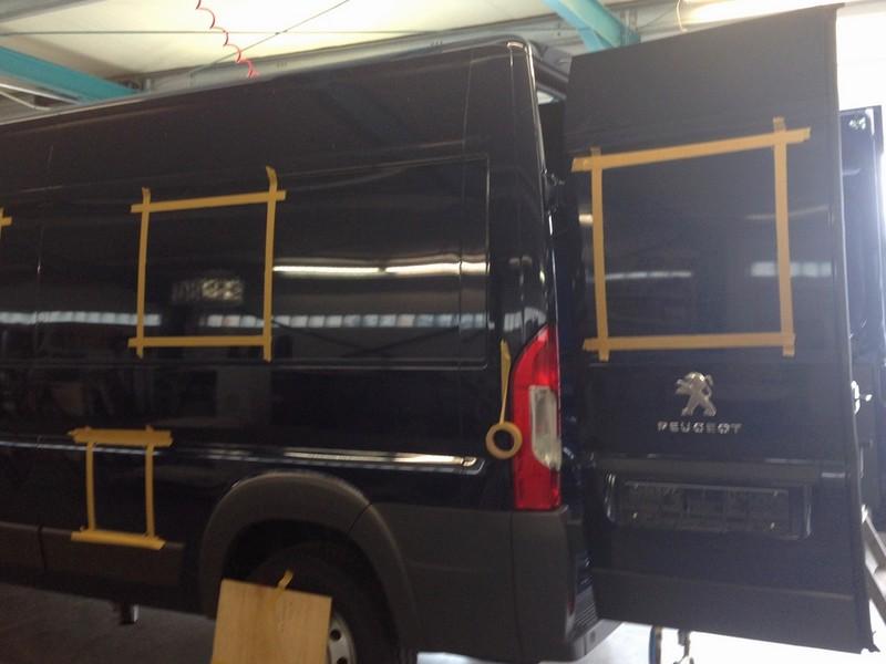 campingbus ausbau in bildern vom kastenwagen zum. Black Bedroom Furniture Sets. Home Design Ideas