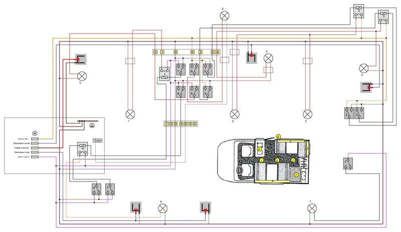 rapido randonneur unter strom projekt 12v sanierung. Black Bedroom Furniture Sets. Home Design Ideas
