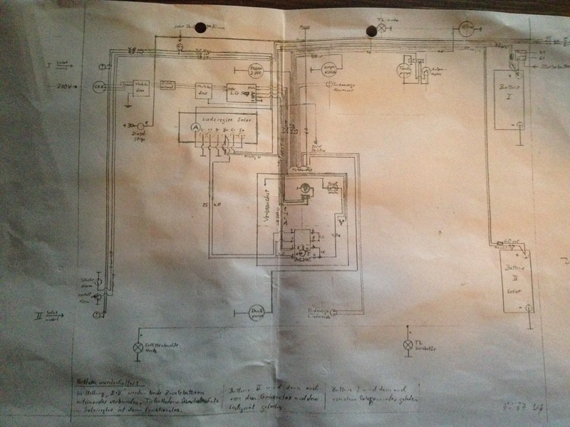 Charmant Dual Batterie Schaltplan Wohnmobil Ideen - Elektrische ...