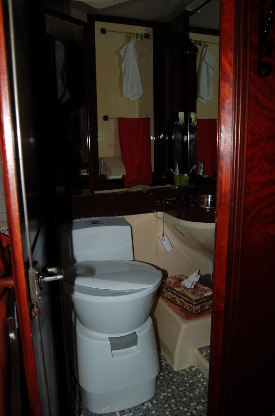 Relativ Toilette nachträglich einbauen - Wohnmobil Forum Seite 1 MD64