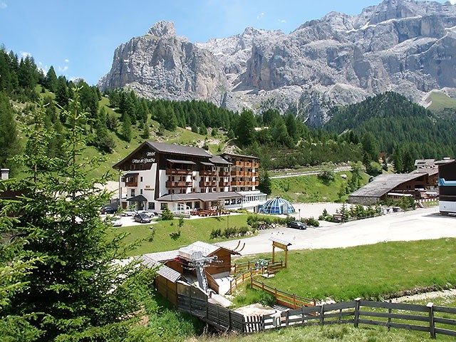 Hotel Belaval Selva Di Val Gardena