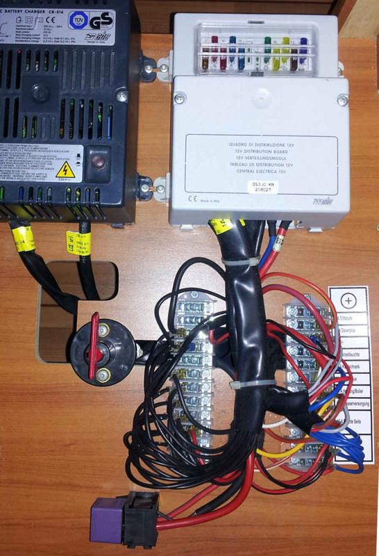 Dusche Wohnmobil Nachr?sten : Stromversorgung bei Radionutzung – Wohnmobil Forum