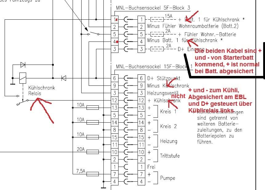 Berühmt Einfacher Schaltplan Kühlschrank Galerie - Der Schaltplan ...