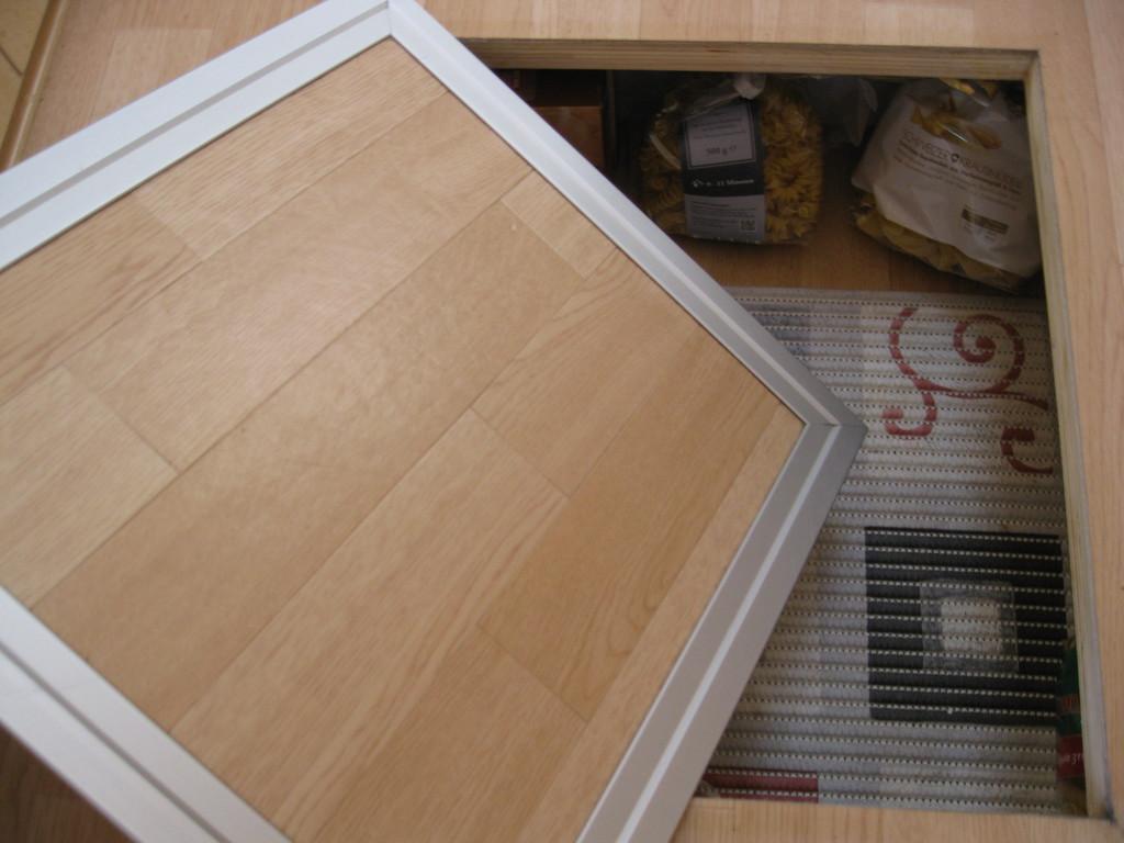 Fußboden Kinderzimmer Conny ~ Fußboden im wohnmobil bodenklappe zum doppelboden wohnmobil