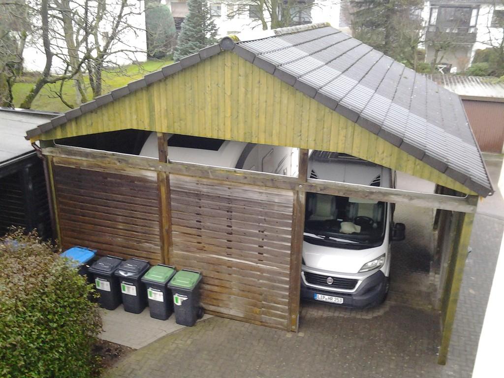 Carport Wohnmobil Good Carport Fr Wohnmobil With Carport