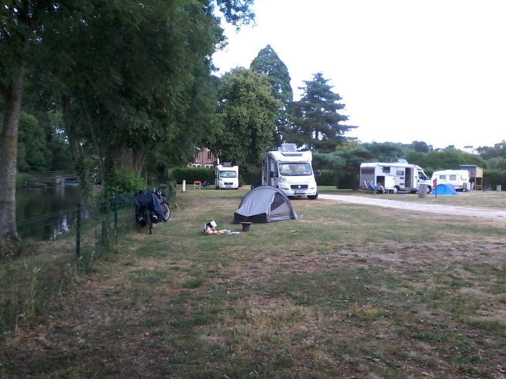 Aire De Camping Car Paimpol