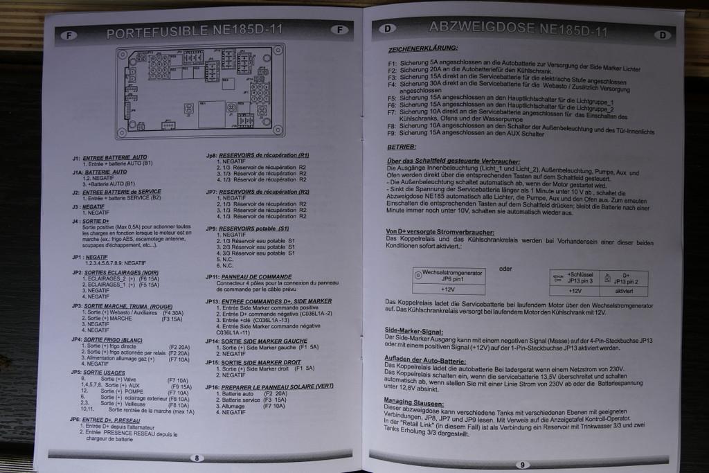 Einbau 12V Steckdose - ein paar Fragen... - Wohnmobil Forum Seite 1