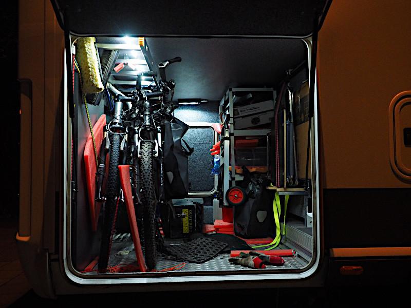 LED Markisenbeleuchtung installieren Wohnmobil Forum Seite 1