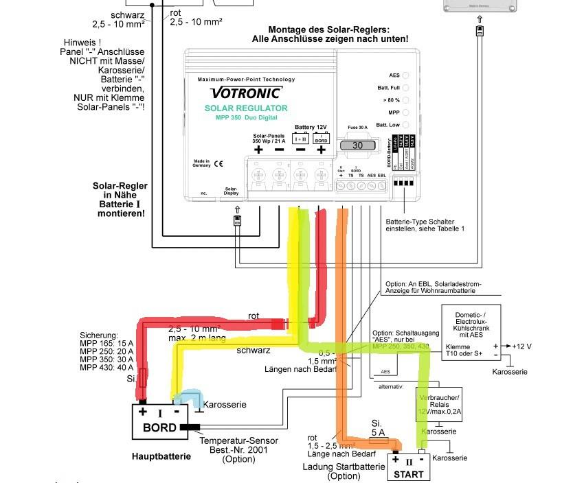 Großzügig Schiffsbatterie Schaltplan Fotos - Elektrische Schaltplan ...