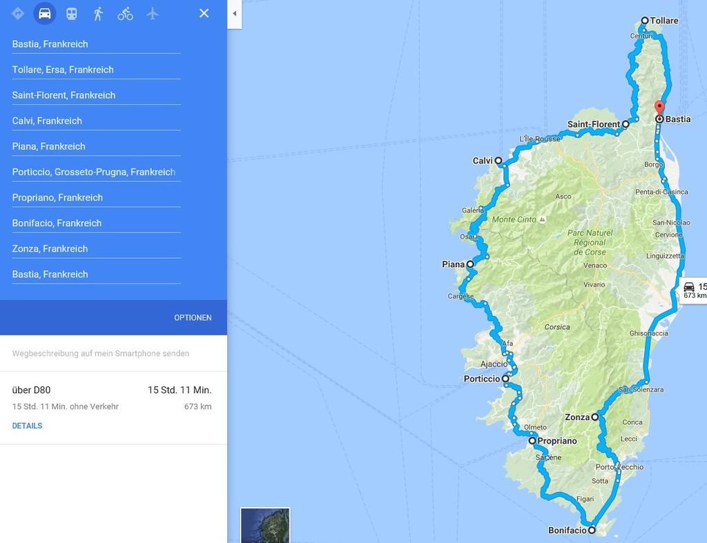 Reisebericht Korsika 9-9 9 - Wohnmobil Forum Seite 9