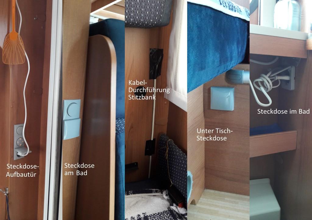 carado t337 m chte steckdose im bad einbauen wohnmobil forum seite 1. Black Bedroom Furniture Sets. Home Design Ideas