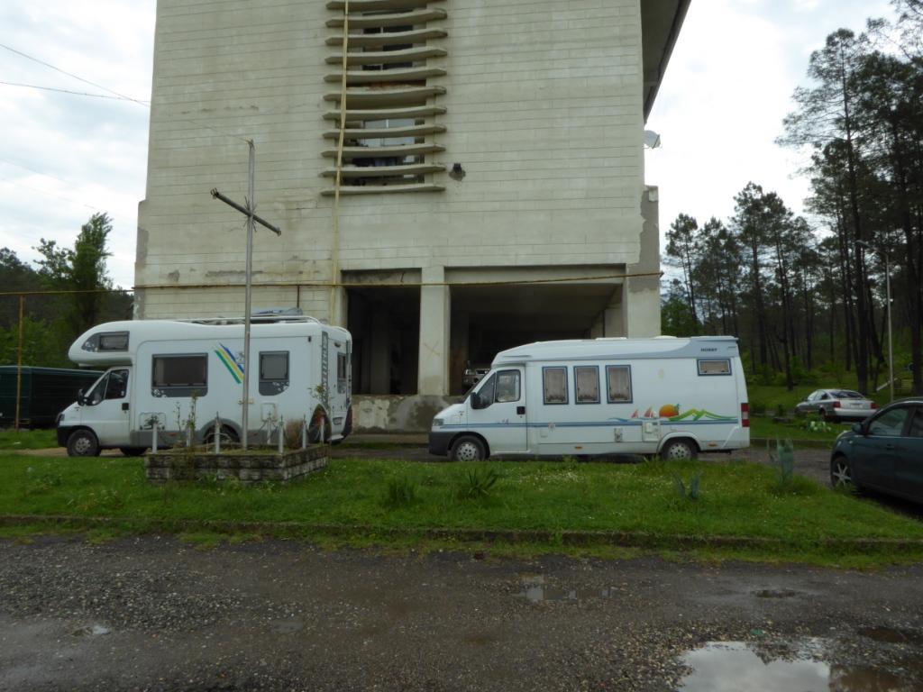 Mit dem Wohnmobil nach Georgien- ein Reisebericht Teil 8