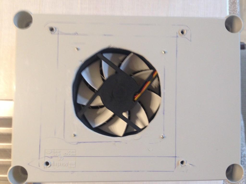 Elektrischer Ventilator C260 V Thetford Oder Sog