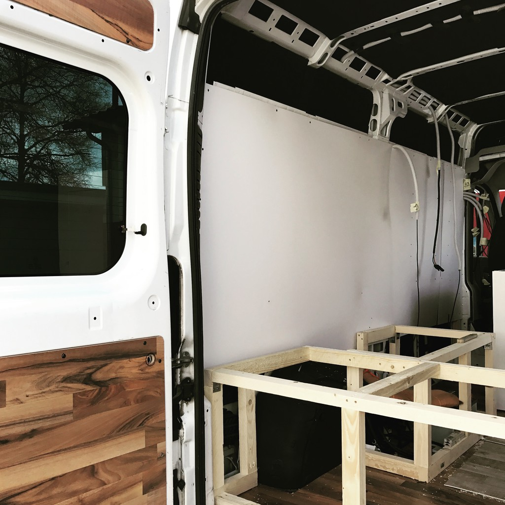 Unser Otto Wird Zum Wohnmobil Kastenwagen Ausbau Wohnmobil Forum Seite 1