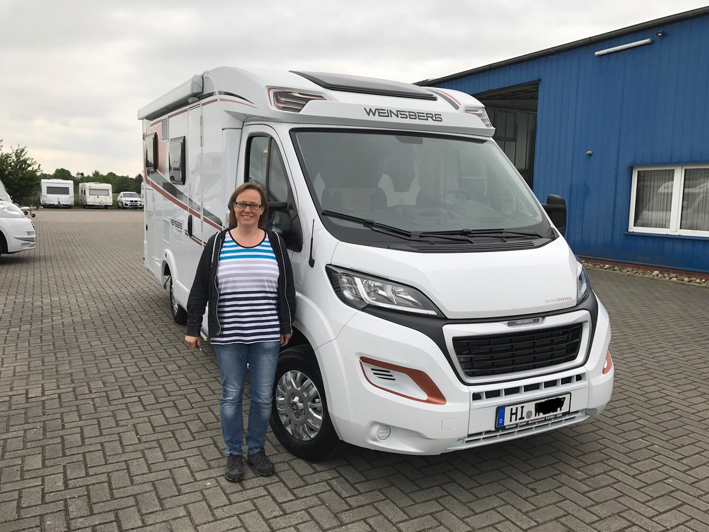 Weinsberg CaraCompact EDITION PEPPER - Wohnmobil Forum Seite 9