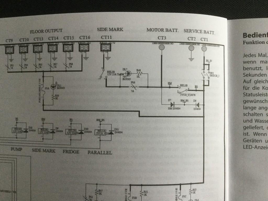 2te Wohnraumbatterie in Ahorn, reicht Ladegerät AL-BK 20 ...