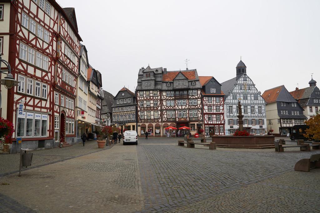 Baustellen Hessen Landstrassen