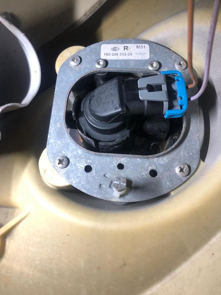 Nebellicht Kurvenlicht Fassung defekt Umbau auf LED