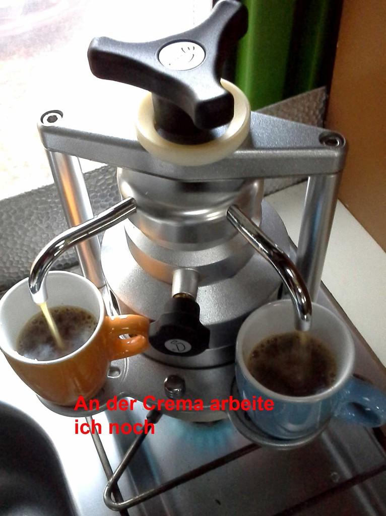 espresso im wohnmobil zubereiten wohnmobil forum seite 1. Black Bedroom Furniture Sets. Home Design Ideas