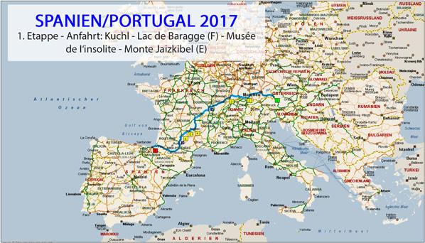 Jakobsweg Frankreich Spanien Karte.Spanien Und Portugal Auf Den Spuren Des Jakobsweges