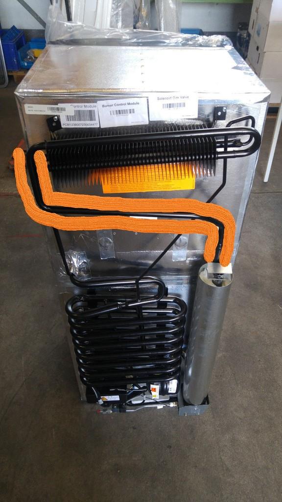 Berühmt Hilfe Thetford Kühlschrank kühlt nicht richtig - Wohnmobil Forum OW68