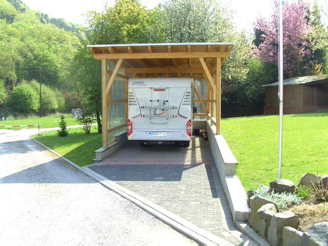 carport bauen wohnmobil forum. Black Bedroom Furniture Sets. Home Design Ideas