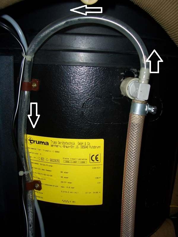 Stufa Trumatic C3402C60- Home page - Camper-Schede tecniche
