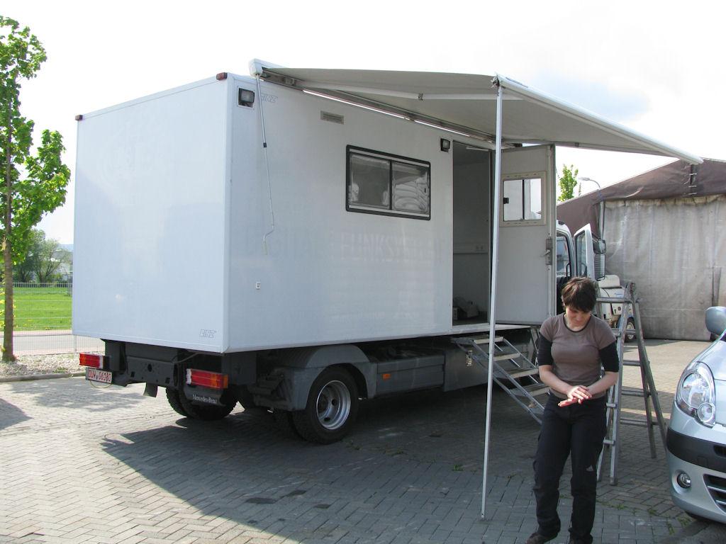 Unser Projekt Lkw Koffer Zum Wohncontainer Ausbauen
